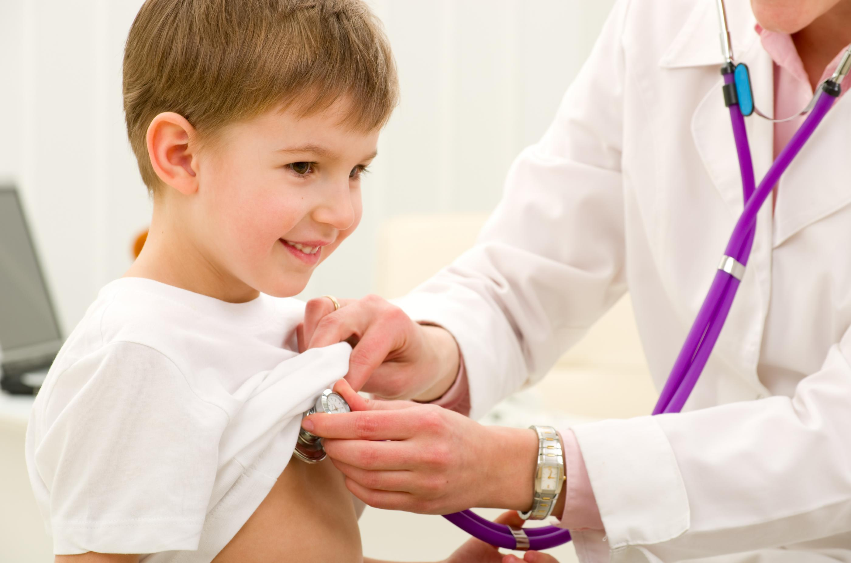 Helping Your Child Deal With Colds